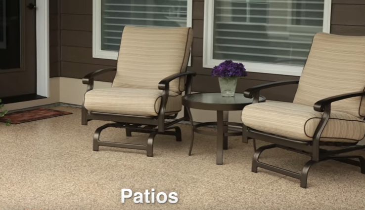 patio epoxy coatings